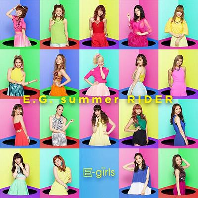 E.G. summer RIDER(CD+DVD)