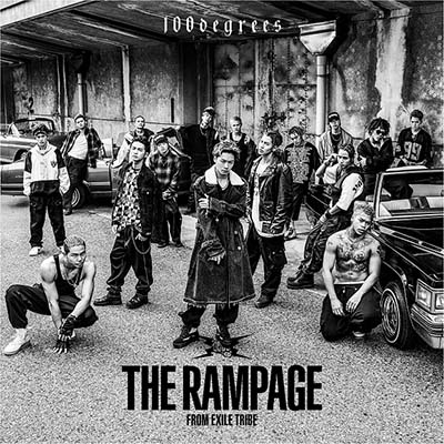 100degrees(CD)