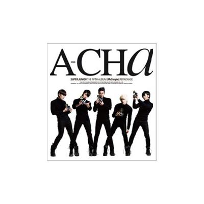 A-CHA(NEW 5th album-REPACKAGE)