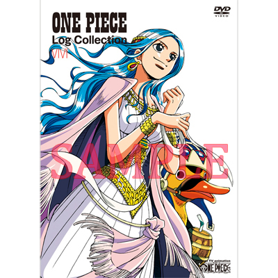 ONE PIECE�@Log  Collection�@ �gVIVI�h