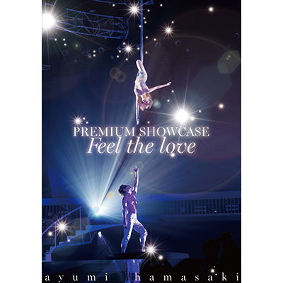 ayumi hamasaki PREMIUM SHOWCASE ~Feel the love~ 【DVD】