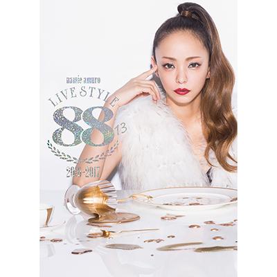namie amuro LIVE STYLE 2016-2017(DVD)