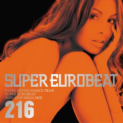 SUPER EUROBEAT VOL.216