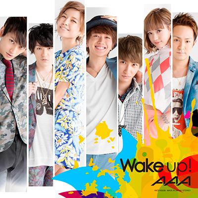 Wake up!(CD)AAAジャケットver.