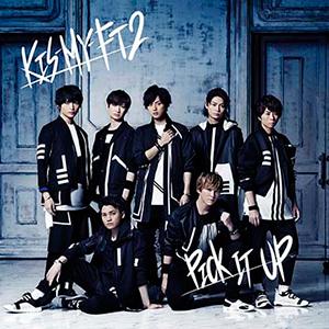PICK IT UP【初回生産限定盤A】(CD+DVD)