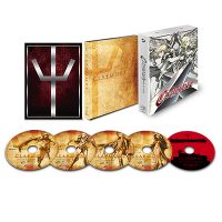 <avex mu-mo> CLAYMORE Blu-ray BOX画像
