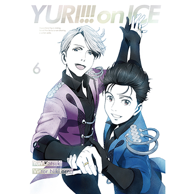 ユーリ!!! on ICE 6 DVD