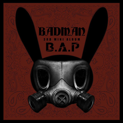 3rd MINI ALBUM「BADMAN」(CD)