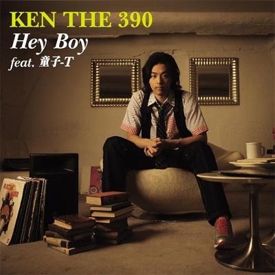 Hey Boy feat. ���q-T