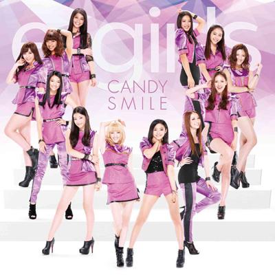 CANDY SMILE(CDシングル+DVD)