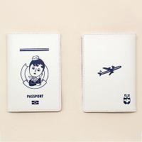 <avex mu-mo> AURORE AIRLINE PASSPORT CASE VER.3画像