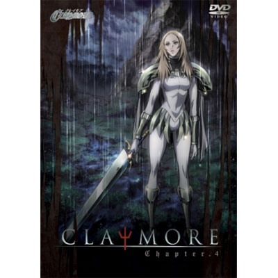 CLAYMORE Chapter.4