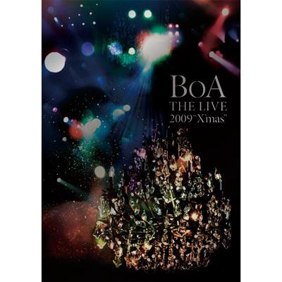 BoA THE LIVE 2009 X'mas【通常盤】