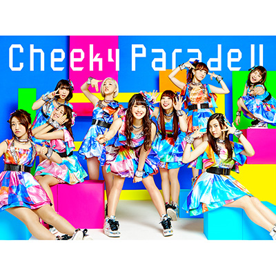 Cheeky Parade II(Type M)【CD+Blu-ray盤】