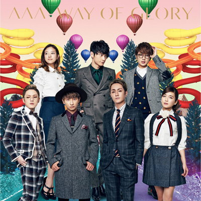 WAY OF GLORY(CD+DVD+スマプラ)