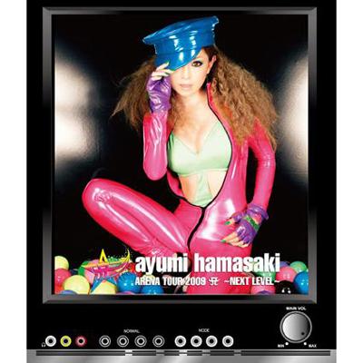ayumi hamasaki ARENA TOUR 2009 A(ロゴ) ~NEXT LEVEL~【Blu-ray】