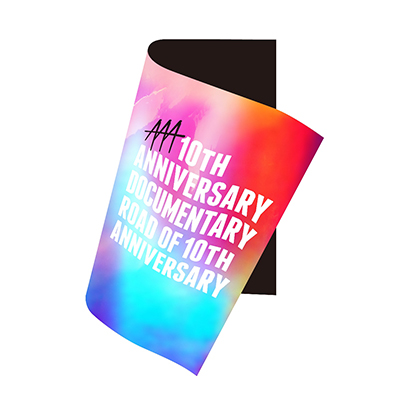 AAA 10th ANNIVERSARY Documentary ~Road of 10th ANNIVERSARY~【通常盤Blu-ray】