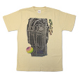 LUCY IN THE SKY WITH DIAMOND RING TOUR記念 BOREDOMS Tシャツ(ベージュ)