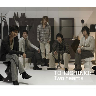 Two hearts / WILD SOUL (CHANGMIN from 東方神起)【通常盤】