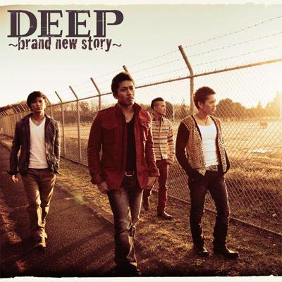 DEEP ~brand new story~【通常盤】
