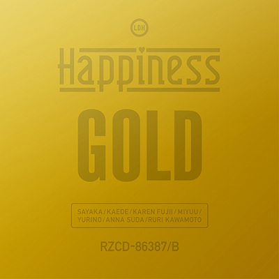 GOLD(CD+DVD)