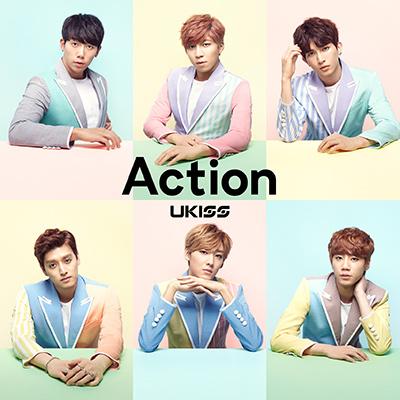 Action【mu-moショップ・イベント会場限定盤】(CDのみ)
