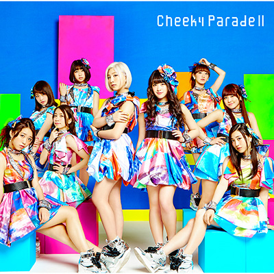 Cheeky Parade II(Type W)【CDアルバム盤】