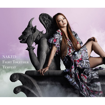 NAKED/ Fight Together/ Tempest(CD+DVD)