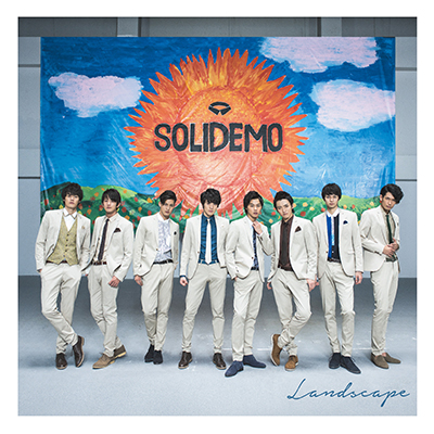 Landscape【SOLID盤:CD+DVD】