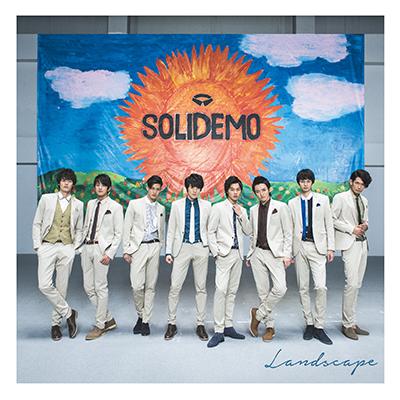 Landscape【SOLID盤:CD+DVD】