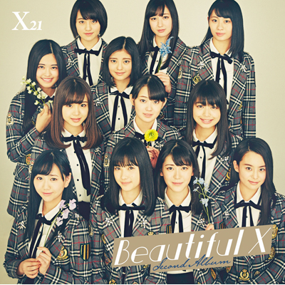 Beautiful X(CD+Blu-ray+スマプラ)