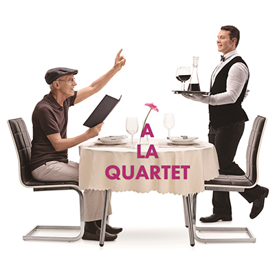 A LA QUARTET(CD+DVD)