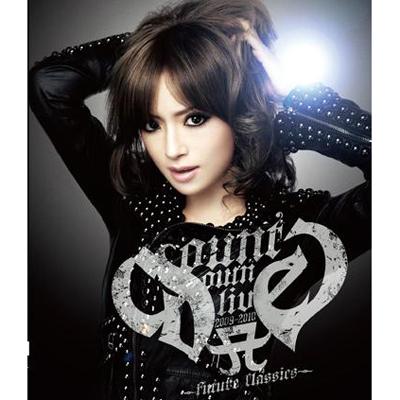 ayumi hamasaki COUNTDOWN LIVE 2009-2010 A(ロゴ) ~Future Classics~【Blu-ray】