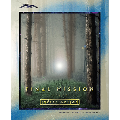 TM NETWORK FINAL MISSION -START investigation- 【Blu-ray Disc】