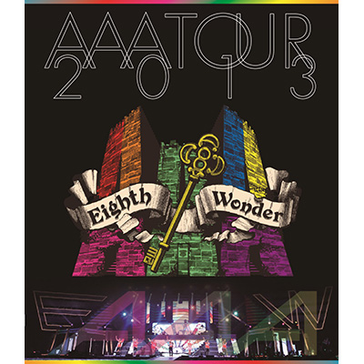 AAA TOUR 2013 Eighth Wonder 【Blu-ray2枚組】通常盤