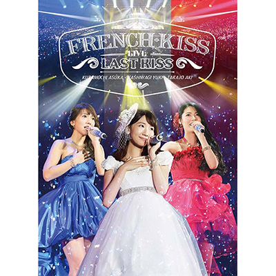 French Kiss Live �`LAST KISS�`�yBlu-ray�z