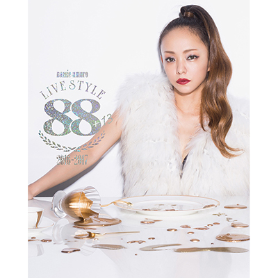 namie amuro LIVE STYLE 2016-2017(Blu-ray Disc)
