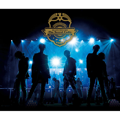 TOHOSHINKI LIVE CD COLLECTION �`The Secret Code�` FINAL in TOKYO DOME