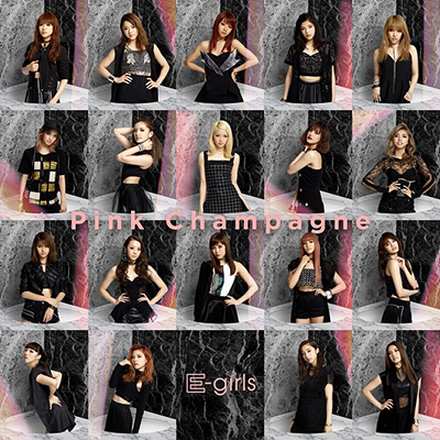 Pink Champagne(CD+DVD)
