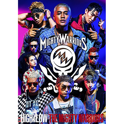 HiGH&LOW THE MIGHTY WARRIORS(Blu-ray+CD)