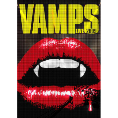VAMPS LIVE 2009【通常盤】