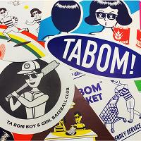 <avex mu-mo> TABOM DECO POSTER SET画像