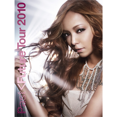 namie amuro PAST��FUTURE tour 2010�yDVD�z
