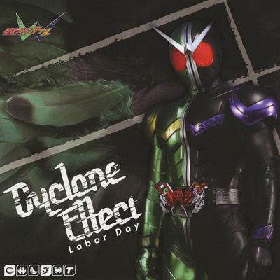 仮面ライダーダブル エンディングテーマ1 Cyclone Effect