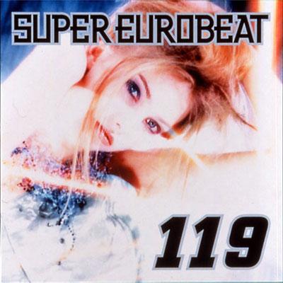 SUPER EUROBEAT VOL.119【通常盤】
