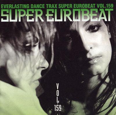SUPER EUROBEAT VOL.159