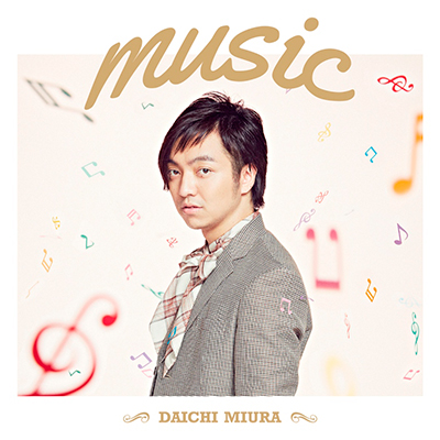 music(CDシングル+DVD / MUSIC VIDEO盤)