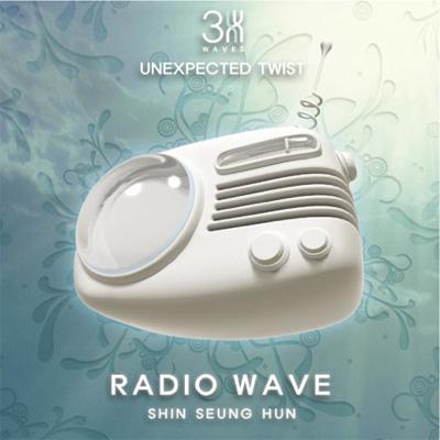 [UNEXPECTED TWIST]RADIO WAVE【通常盤】