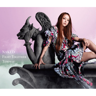 NAKED/ Fight Together/ Tempest(CD)