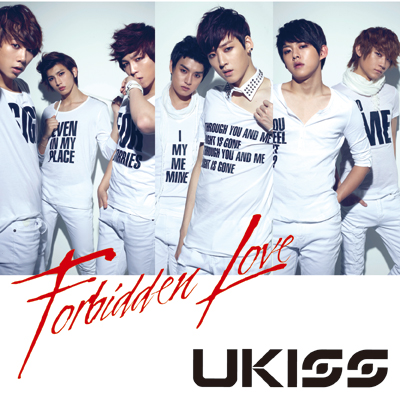 Forbidden Love【CDシングル+DVD】